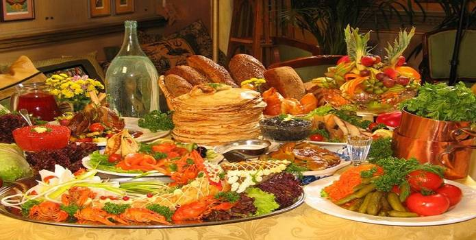 Russian cuisine feed me more for Authentic russian cuisine
